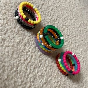 Lokai bracelets!